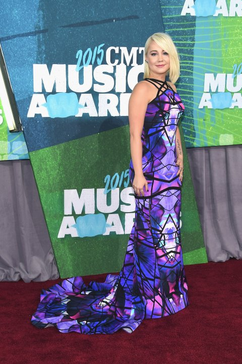 RaeLynn attends the 2015 CMT Music Awards on June 10, 2015, in Nashville.
