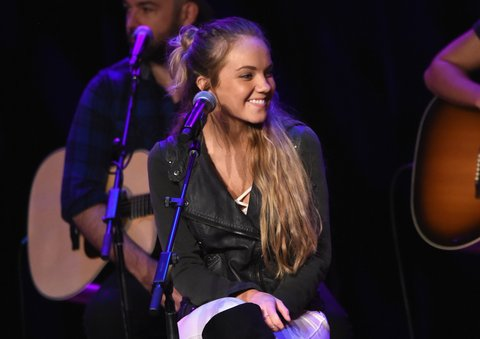 Country Music Hall Of Fame And Museum Presents CMT's Next Women Of Country  at Country Music Hall of Fame and Museum on June 11, 2015 in Nashville, Tennessee.