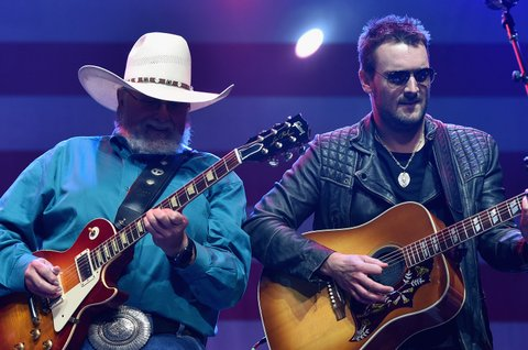 Charlie Daniels, Eric Church