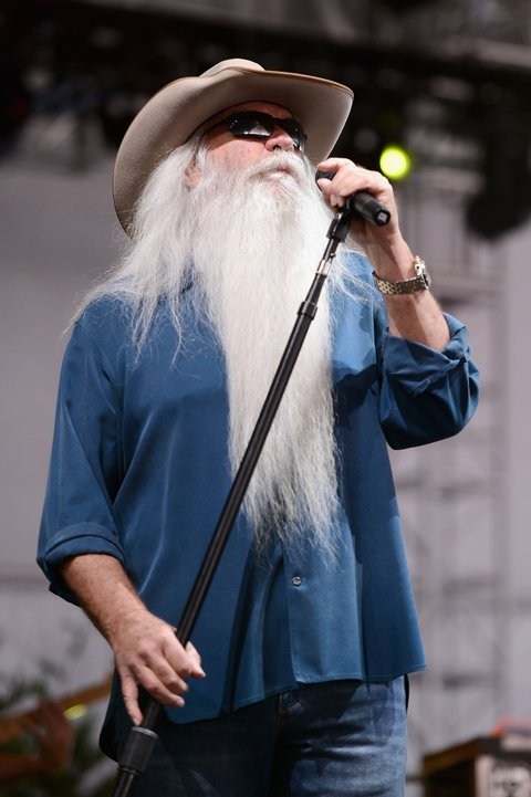 DOVER, DE - JUNE 28:  Singer William Lee Golden of The Oak Ridge Boys performs onstage during day 3 of the Big Barrel Country Music Festival on June 28, 2015 in Dover, Delaware.  (Photo by Stephen Lovekin/Getty Images for Big Barrel)