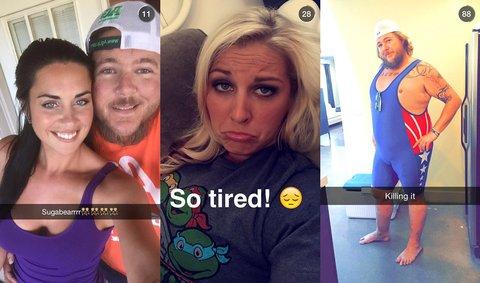 PDS Cast Snapchat 1