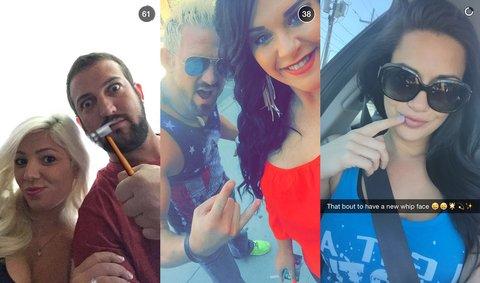 PDS Cast Snapchat 2