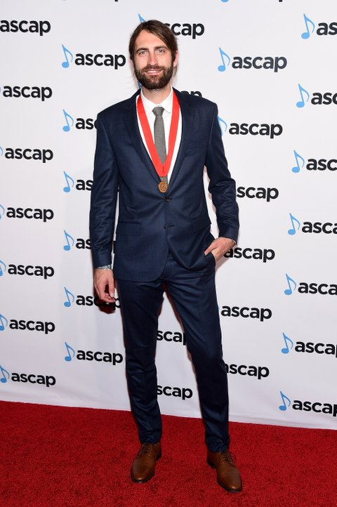 Ryan Hurd attends the 53rd annual ASCAP Country Music awards at the Omni Hotel on November 2, 2015 in Nashville, Tennessee.