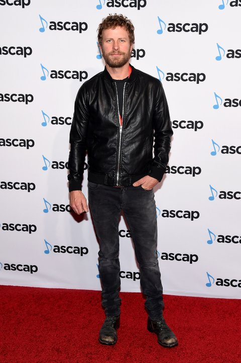 NASHVILLE, TN - NOVEMBER 02:  Singer Dierks Bentley attends the 53rd annual ASCAP Country Music awards at the Omni Hotel on November 2, 2015 in Nashville, Tennessee.  (Photo by Michael Loccisano/Getty Images)