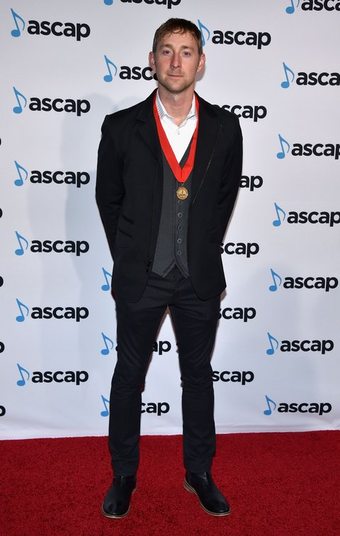 NASHVILLE, TN - NOVEMBER 02:  Songwriter Ashley Gorley attends the 53rd annual ASCAP Country Music awards at the Omni Hotel on November 2, 2015 in Nashville, Tennessee.  (Photo by John Shearer/WireImage)