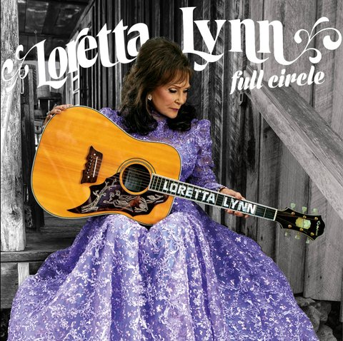 loretta lynn album cover