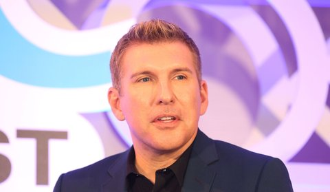 MIAMI BEACH, FL - JANUARY 20:  Todd Chrisley attends NATPE 2016 at Fontainebleau Miami Beach on January 20, 2016 in Miami Beach, Florida.  (Photo by Aaron Davidson/Getty Images)