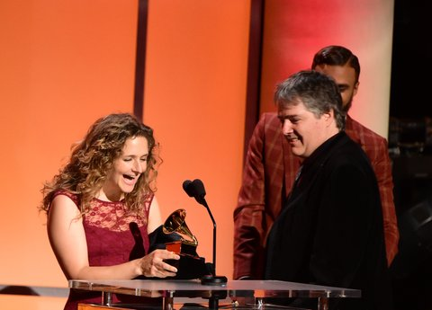 Abigail Washburn and Bela Fleck