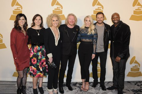 attends the 58th GRAMMY Nominee Party at the Loews Vanderbilt Hotel on February 1, 2016 in Nashville, Tennessee.