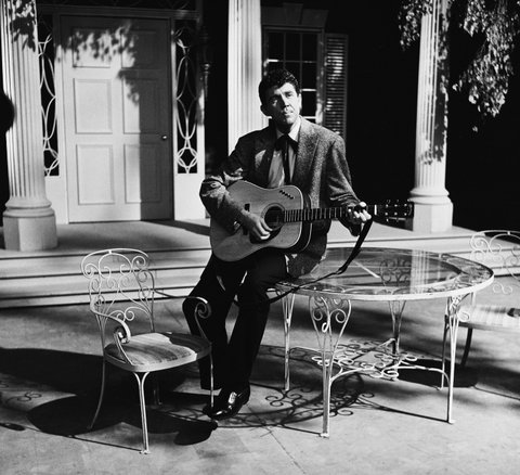 THE BOB HOPE CHEVY SHOW -- Pictured: Musician Sonny James -- (Photo by: Gerald Smith/NBC/NBCU Photo Bank via Getty Images)