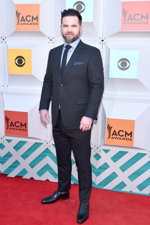 LAS VEGAS, NEVADA - APRIL 03: Singer David Nail attends the 51st Academy of Country Music Awards at MGM Grand Garden Arena on April 3, 2016 in Las Vegas, Nevada.