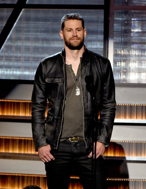 Chase Rice onstage during the 51st Academy of Country Music Awards at MGM Grand Garden Arena on April 3, 2016 in Las Vegas, Nevada.