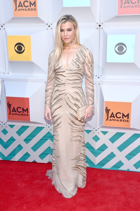Kimberly Perry attends the 51st Academy of Country Music Awards at MGM Grand Garden Arena on April 3, 2016 in Las Vegas, Nevada.