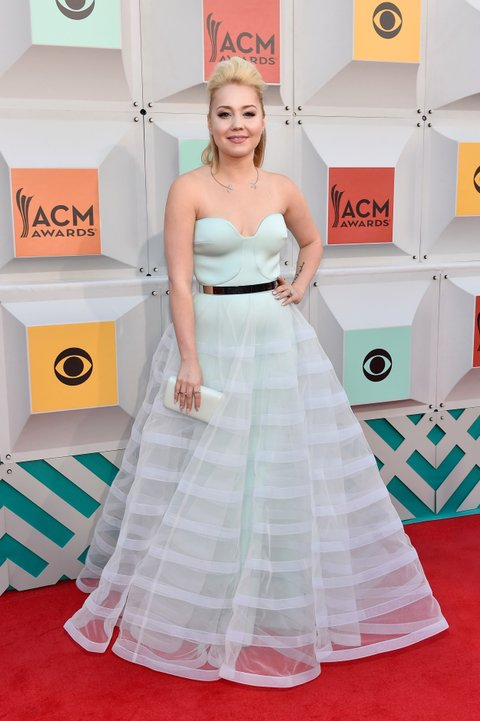 RaeLynn attends the 51st Academy of Country Music Awards at MGM Grand Garden Arena on April 3, 2016 in Las Vegas, Nevada.