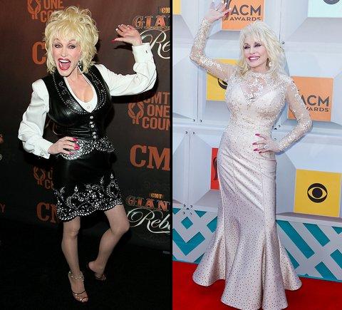 Dolly Parton 2006-2016