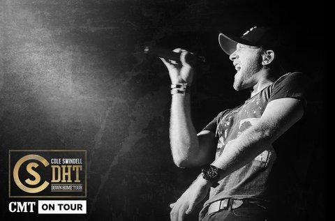 Cole Swindell tour