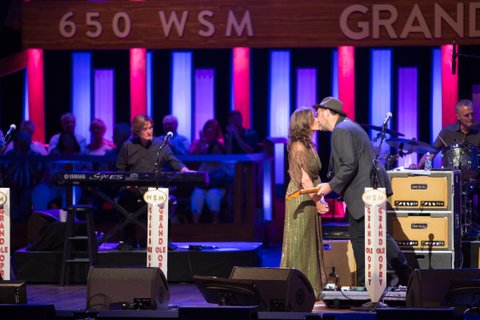 Vince Gill 25th Anniv w Amy Grant by Chris Hollo-3027-8.13.16