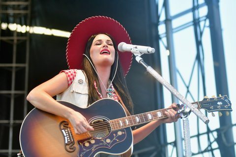 FRANKLIN, TN - SEPTEMBER 25:  Kacey Musgraves performs onstage at the Pilgrimage Music & Cultural Festival - Day 2 on September 25, 2016 in Franklin, Tennessee.  (Photo by Mickey Bernal/Getty Images for Pilgrimage Music & Cultural Festival)