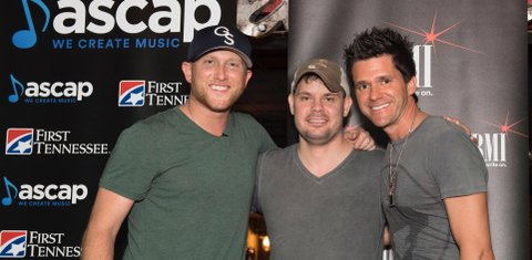 Cole Swindell, Jody Stephens, Michael Carter