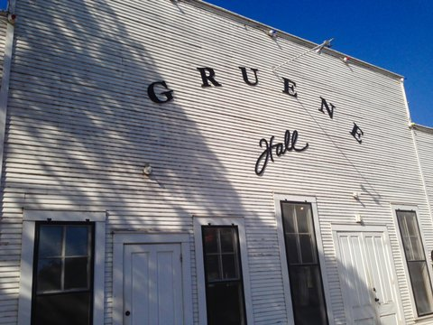 Gruene Hall   Gruene Texas