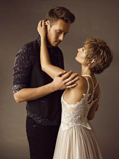 Gunnar and Scarlett