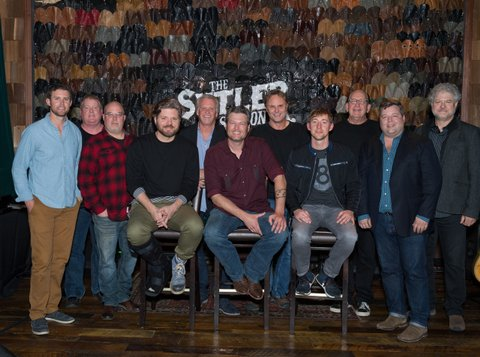 Blake Shelton No. 1 party