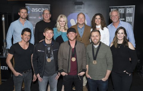 Cole Swindell No 1 party