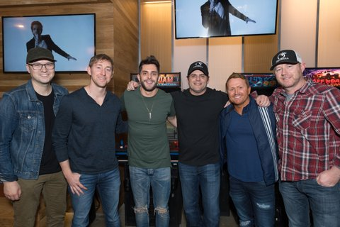 Thomas Rhett No. 1 party