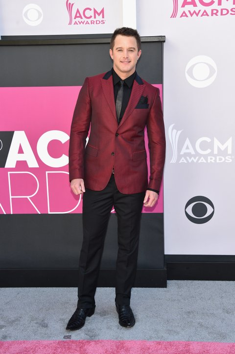 LAS VEGAS, NV - APRIL 02:  Singer Easton Corbin attends the 52nd Academy Of Country Music Awards at Toshiba Plaza on April 2, 2017 in Las Vegas, Nevada.  (Photo by John Shearer/WireImage)