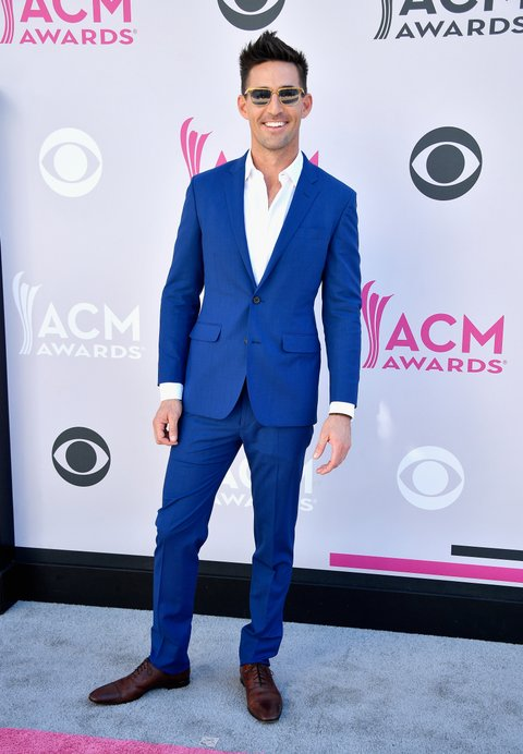 LAS VEGAS, NV - APRIL 02:  Recording artist Jake Owen attends the 52nd Academy Of Country Music Awards at Toshiba Plaza on April 2, 2017 in Las Vegas, Nevada.  (Photo by Frazer Harrison/Getty Images)