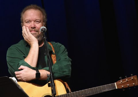 NASHVILLE, TN - DECEMBER 13:  Songwriter Session: Don Schlitz at The Country Music Hall of Fame and Museum in the Ford Theater on December 13, 2015 in Nashville, Tennessee.  (Photo by Rick Diamond/Getty Images)