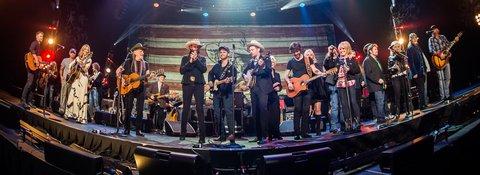 Merle Haggard Tribute Concert Finale