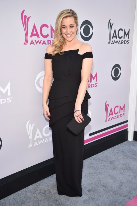 LAS VEGAS, NV - APRIL 02:  Recording artist Kellie Pickler attends the 52nd Academy Of Country Music Awards at Toshiba Plaza on April 2, 2017 in Las Vegas, Nevada.  (Photo by Kevin Mazur/ACMA2017/Getty Images for ACM)