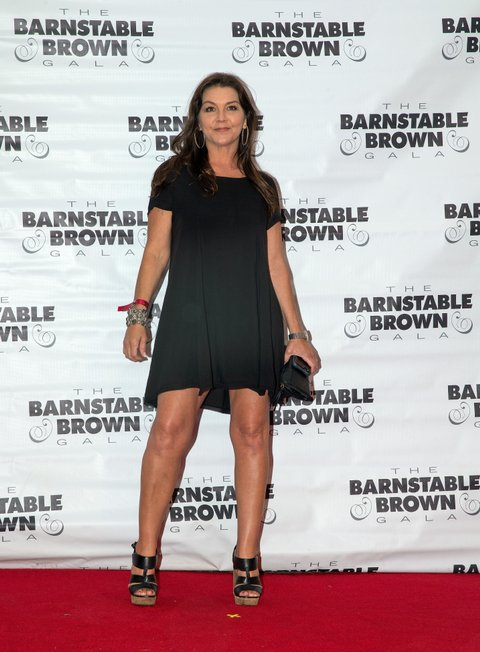 LOUISVILLE, KY - MAY 06:  American country music artist Gretchen Wilson attends Barnstable Brown Kentucky Derby Eve Gala on May 06, 2016 in Louisville, Kentucky.  (Photo by Joey Foley/Getty Images)