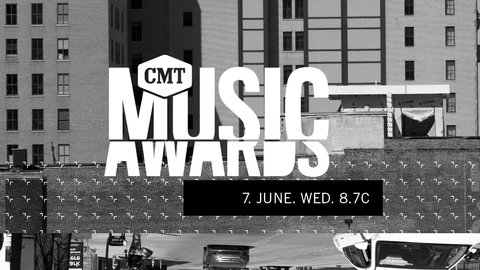 cmt awards logo