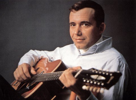 UNSPECIFIED - JANUARY 01:  (AUSTRALIA OUT) Photo of Bobby BARE; Portrait  (Photo by GAB Archive/Redferns)