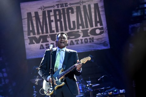 NASHVILLE, TN - SEPTEMBER 13: Robert Cray performs onstage during the 2017 Americana Music Association Honors & Awards  on September 13, 2017 in Nashville, Tennessee.  (Photo by Rick Diamond/Getty Images for Americana Music)