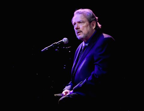 NASHVILLE, TN - NOVEMBER 06:  Singer-songwriter Jimmy Webb performs onstage during the 55th annual ASCAP Country Music awards at the Ryman Auditorium on November 6, 2017 in Nashville, Tennessee.  (Photo by Rick Diamond/Getty Images)