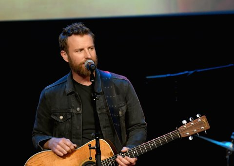 NASHVILLE, TN - NOVEMBER 06:  Singer-songwriter Dierks Bentley performs onstage during the 55th annual ASCAP Country Music awards at the Ryman Auditorium on November 6, 2017 in Nashville, Tennessee.  (Photo by Rick Diamond/Getty Images)