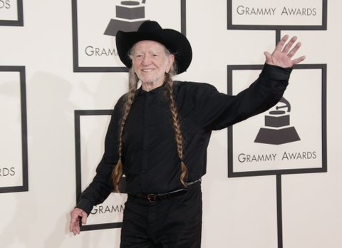 LOS ANGELES, CA - JANUARY 26:  Singer-songwriter Willie Nelson attends the 56th GRAMMY Awards at Staples Center on January 26, 2014 in Los Angeles, California.  (Photo by Jeff Vespa/WireImage)