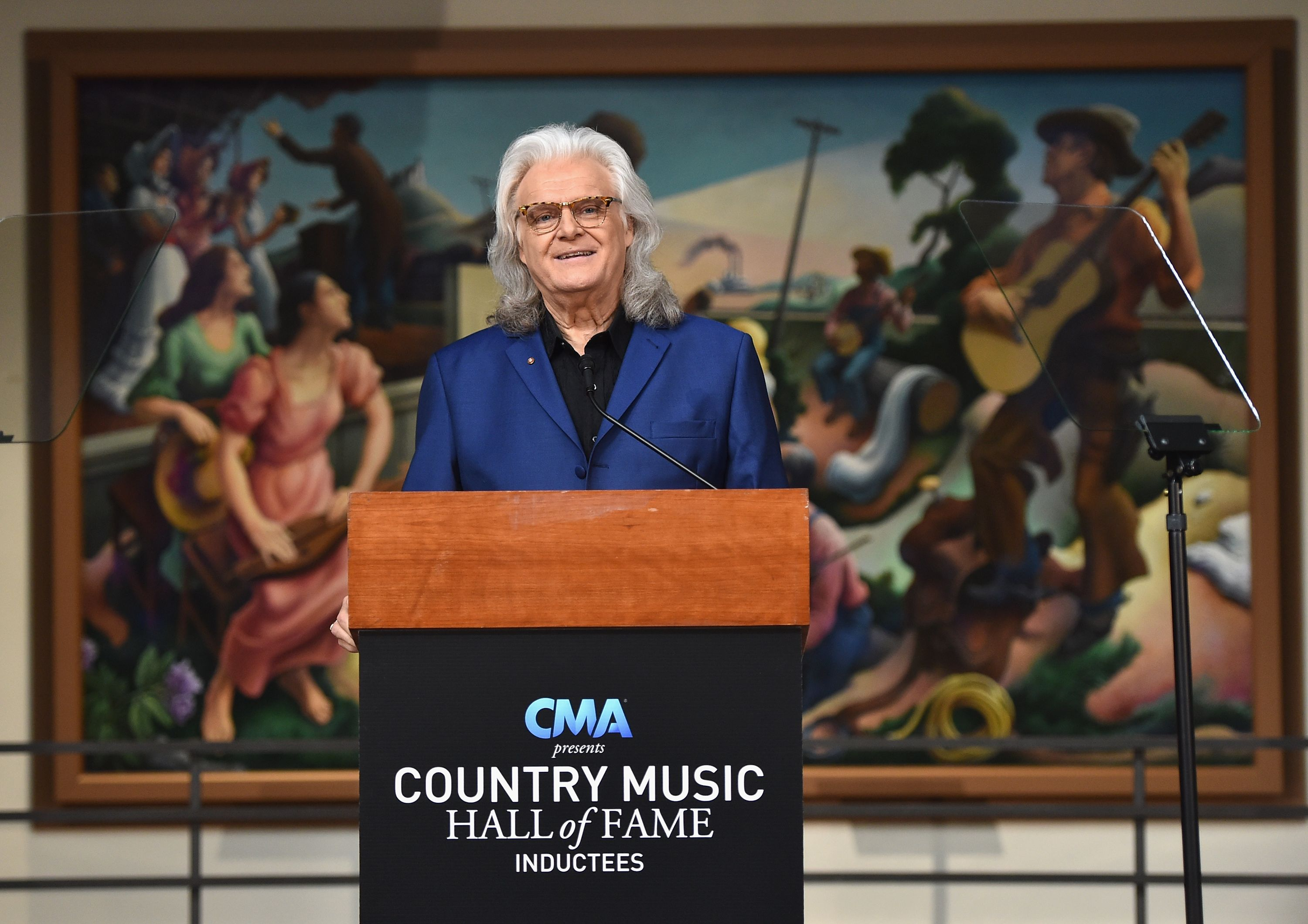 Country Music Hall of Fame Elects Ricky Skaggs, Dottie West, Johnny Gimble