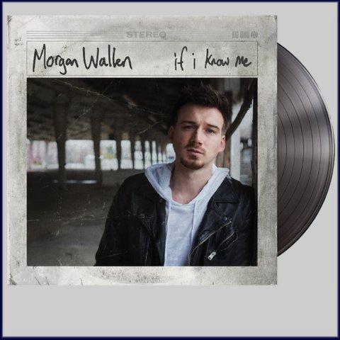 Morgan Wallen Hits No 1 Issues Debut Album On Vinyl Cmt