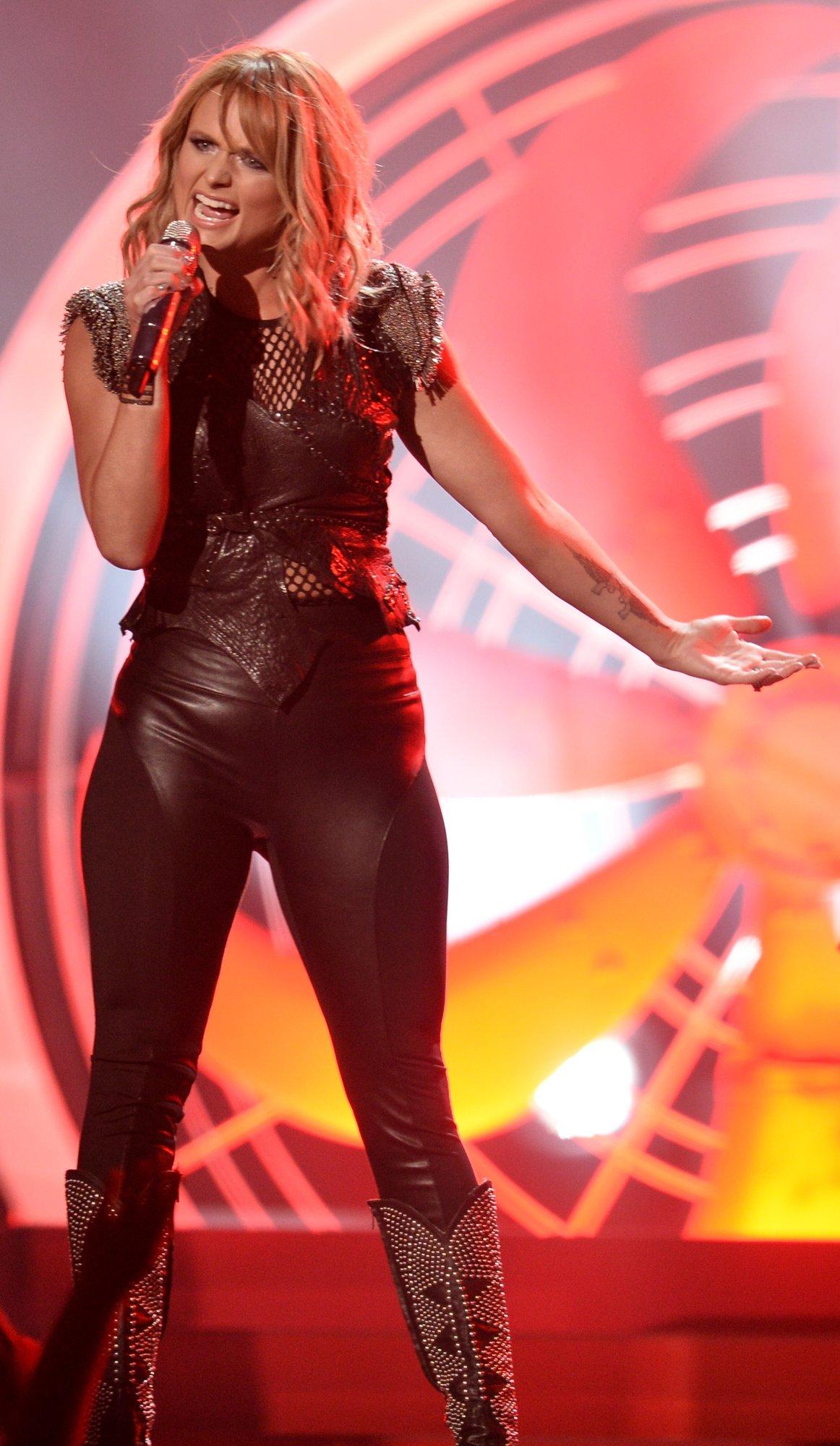 Miranda Lambert Platinum Tour