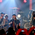 Saturday night (June 27) will rock hard with the premiere of CMT Crossroads: Lynyrd Skynyrd and Brantley Gilbert. It marks the legendary rock band's second CMT Crossroads appearance. It's the first fo...