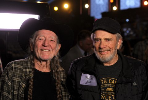Willie Nelson, Merle Haggard