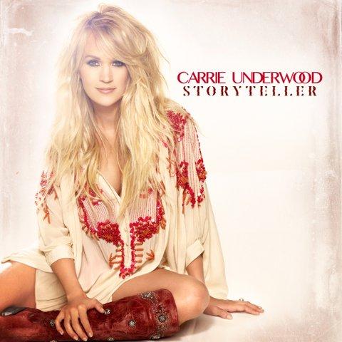Carrie Underwood album cover