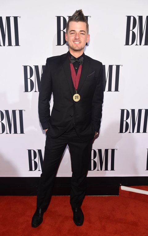 NASHVILLE, TN - NOVEMBER 03: Singer-songwriter Chase Bryant attends the 63rd Annual BMI Country awards on November 3, 2015 in Nashville, Tennessee.  (Photo by Michael Loccisano/Getty Images)