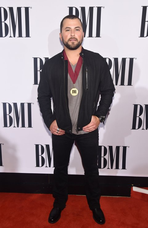 Tyler Farr attends the 63rd Annual BMI Country awards on November 3, 2015 in Nashville, Tennessee.
