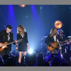 Editor's note: CMT Crossroads: Cheap Trick and Jennifer Nettles premieres Thursday (March 24) at 11 p.m. ET/PT. If you're making up a story about a lengthy connection to a new musical coll...