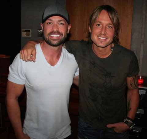 Cody Alan, Keith Urban